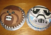 Foodie: Decorating Ideas (Nerdy) / Any and all cake and cupcake decorating ideas that involve anything nerdy. These are the cakes I would most likely make for my own birthday! / by Naomi