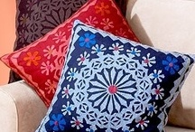 pillows pillows pillows! / by Laurie Stone