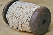 Old and New Lace... / by Laurie Stone