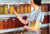 canning and freezing  / by LeeAnn Bankes