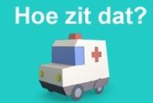 Hoe zit dat? / Hoe zit dat met je zorgverzekering? Wij gaan het de komende maanden glashelder voor je maken! www.interpolis.nl/hoezitdat / by Interpolis