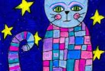 Children are Artists / by Elizabeth Anderson