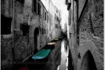 """Venice, You Stole My Heart / """"Venice is pure magic. A piece of my heart will always remain there. It is the place where dreams are conceived, art is born and music finds its voice."""" Micki Findlay (www.thesingingphotographer.com)"""