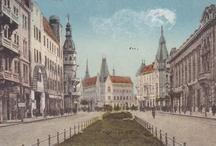 Cluj Napoca - imagini vechi / by Horia Tel