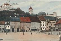 Sighisoara - imagini vechi