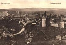 Hunedoara - imagini vechi