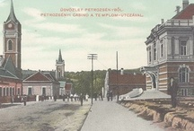 Petrosani - imagini vechi
