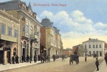 Botosani - imagini vechi / by Horia Tel