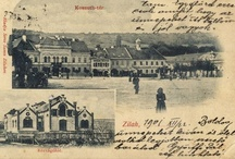 Zalau - imagini vechi