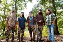 Duck Dynasty / by Kathy Garmon