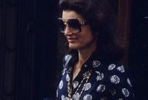 Jacqueline Bouvier Kennedy / A woman with total class. / by Donna Jackson