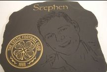 Memorial Stones & Plaques / Slate and stone memorial plaques and tablets