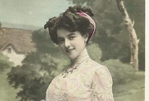 Victorian Faces and Fashion