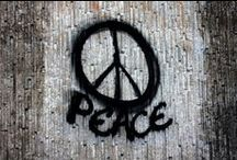 Peace ☮ ✌ / by Suzanne Richer