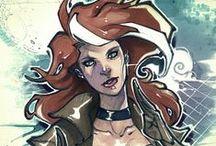 Marvel - X-Men - Rogue