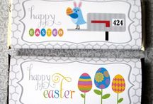 Easter Toppers / Easter - toppers for treats / by Donna Jackson