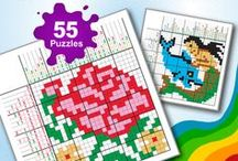 PDF Books / Enjoy solving puzzles with pencil and paper? Looking for more types of puzzles? Download any PDF book in this section and start solving now.