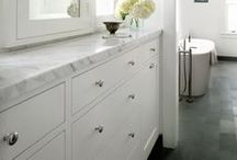 Bathrooms to die for / Design and components for bathroom