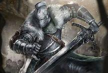 Swords & Warriors