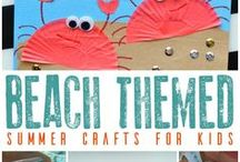 Summer Crafts / This board contains a variety of ideas to keep either yourselves or your children entertained this summer! Some of the tools you need for these craft ideas are available directly from us including items such as scissors, craft bowls, glue spreaders, macrame rings, quilling tools etc.