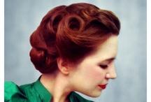Hair styling / by Katrina Volk