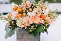 flowers+design / flower design for weddings and events  / by Christianne Cox