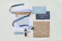 Paper & Stationery / by SouthBound Bride