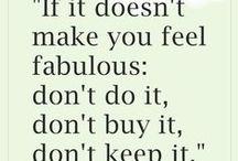 words / by Christy Gullikson