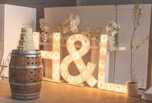 Reception Decor / by SouthBound Bride