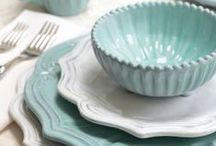 A Thing for Tableware / If my budget and storage space were endless ... / by Deanna Denk