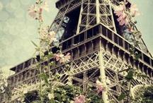 PARIS / by Cathy La Petite Duchesse