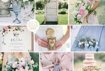 SBB Inspiration Boards / Beautiful boards in a variety of colours, styles and themes to inspire!