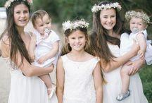 Flowergirls & Pageboys / by SouthBound Bride