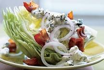 {Salads} / by Chrissy Stattmann