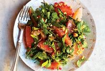 Recipes   Salads / Corn based salads are in Recipes to Try: Grains.  / by Deanna Denk