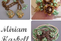 Miriam HASKELL / The most beautiful vintage jewels .... / by Cathy La Petite Duchesse