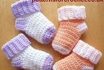 Knitting, Needlework & Crochet