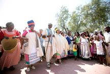 Traditional South African Weddings