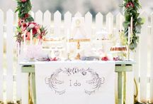 Dessert & Candy Buffets / by SouthBound Bride
