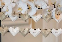 Escort Cards & Table Plans