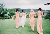 Peach or Coral Wedding Inspiration