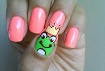 Nails / by Michaella Bowen