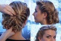 Hair / by Michaella Bowen