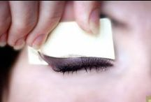 Makeup / by Michaella Bowen