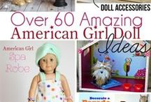 American Girl Doll / by Hilary Calgie