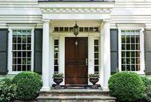 Home Sweet New Home - Doors
