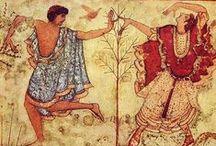 Etruscan / Etruscos
