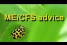 ME/CFS: For the newly diagnosed (ME/CFS = Myalgic Encephalomyelitis / Chronic Fatigue Syndrome)