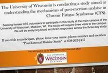 ME/CFS: Research Studies that are recruiting (Myalgic Encephalomyelitis / Chronic Fatigue Syndrome)