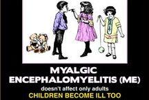 ME/CFS: Children, Young People & Parents (Myalgic Encephalomyelitis / Chronic Fatigue Syndrome)